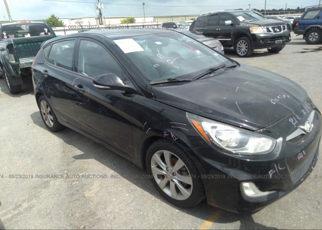 Inventory #315543879 2013 Hyundai ACCENT