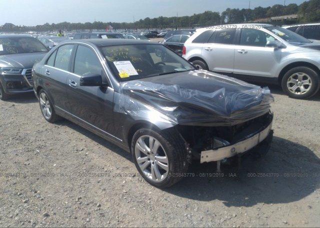 Inventory #571536291 2011 Mercedes-benz C