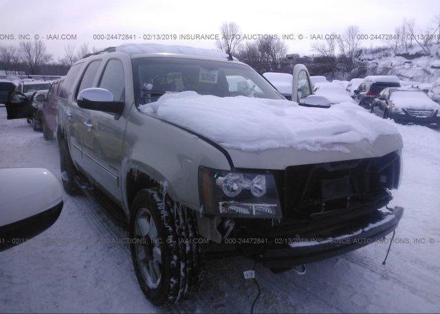 Inventory #571549702 2013 Chevrolet TAHOE
