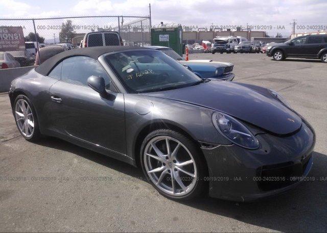 Inventory #135466126 2017 Porsche 911