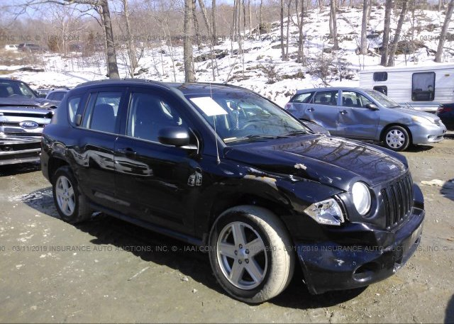 Inventory #636136978 2010 JEEP COMPASS