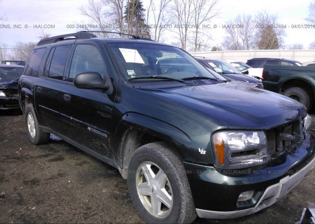 Inventory #199085538 2003 Chevrolet TRAILBLAZER
