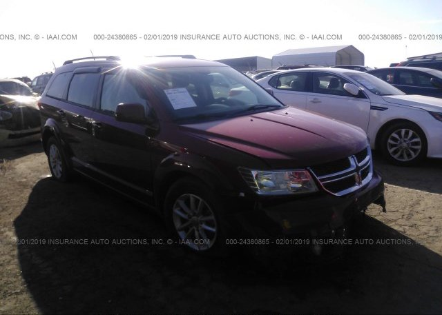 Inventory #741565135 2014 Dodge JOURNEY