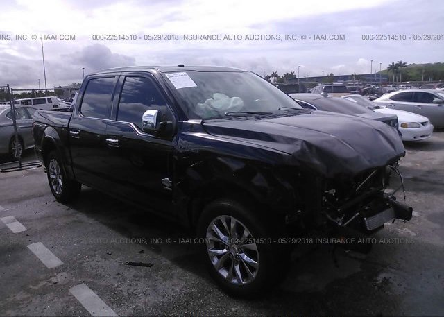 Inventory #764543773 2017 FORD F150