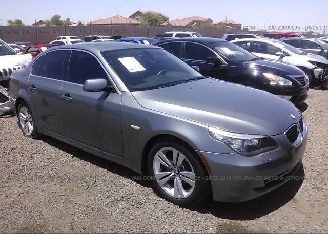 Inventory #480613486 2010 BMW 528