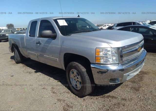 Inventory #696250779 2012 Chevrolet SILVERADO