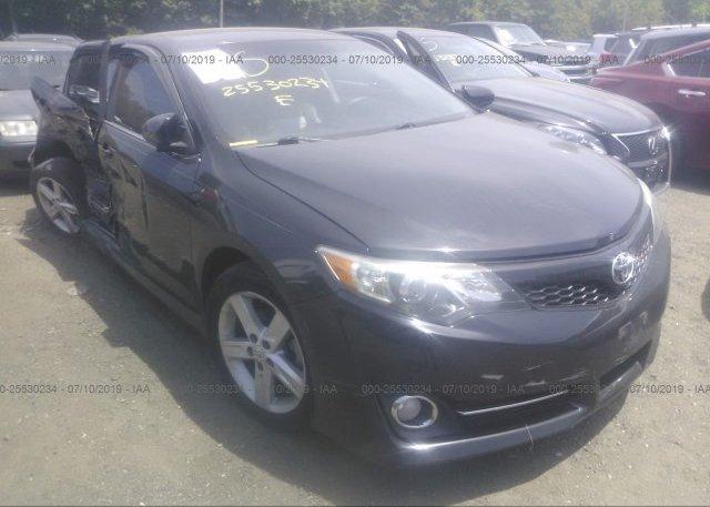 Inventory #922255724 2013 Toyota CAMRY