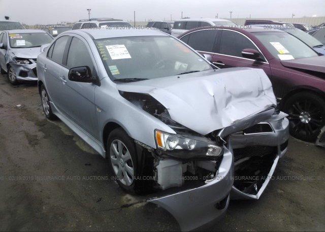 Inventory #827267682 2014 Mitsubishi LANCER