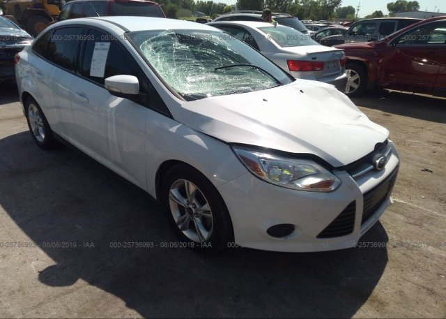 Inventory #994128611 2014 FORD FOCUS