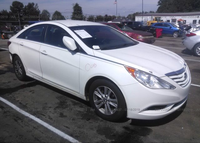Inventory #902385459 2011 Hyundai SONATA