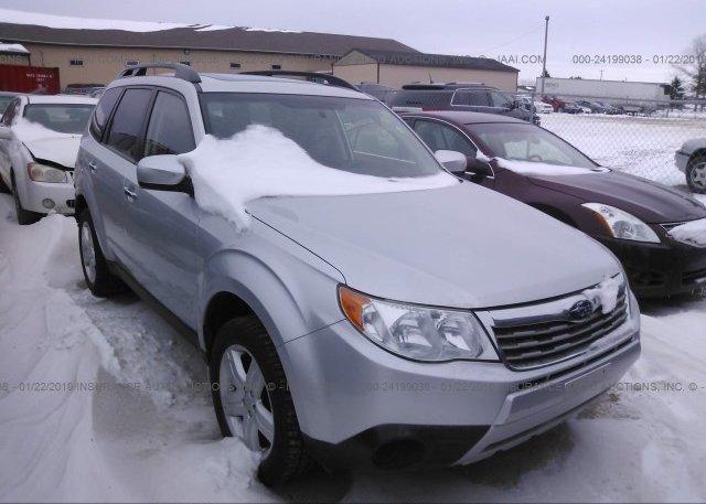 Inventory #823682629 2009 Subaru FORESTER