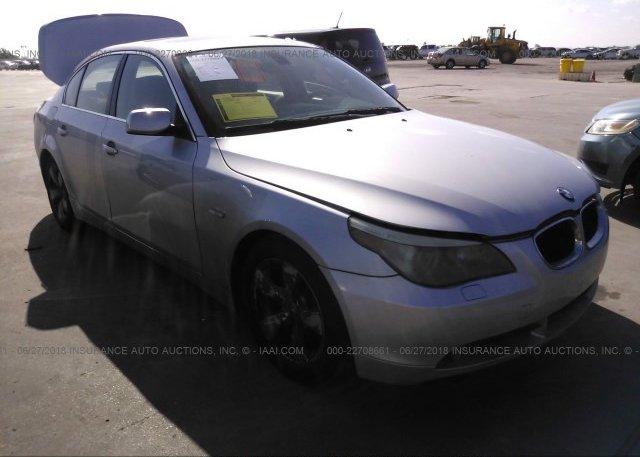 Inventory #267542662 2006 BMW 530