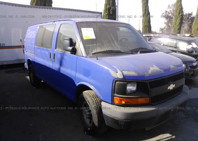 Inventory #181330850 2009 Chevrolet EXPRESS G2500