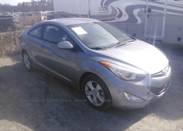Inventory #363291852 2013 Hyundai ELANTRA COUPE
