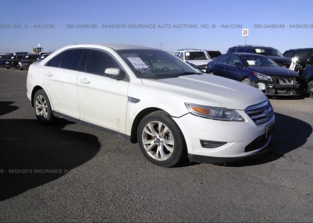 Inventory #567797776 2012 FORD TAURUS