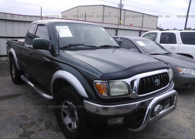 Inventory #736570425 2001 Toyota TACOMA