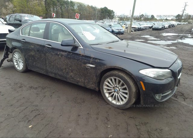 Inventory #868631858 2012 BMW 535