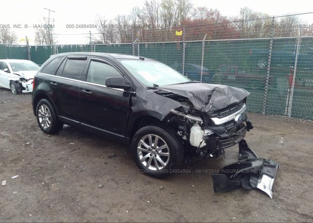 Inventory #967625596 2011 FORD EDGE