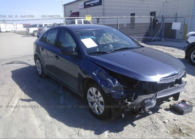 Inventory #850548415 2014 Chevrolet CRUZE