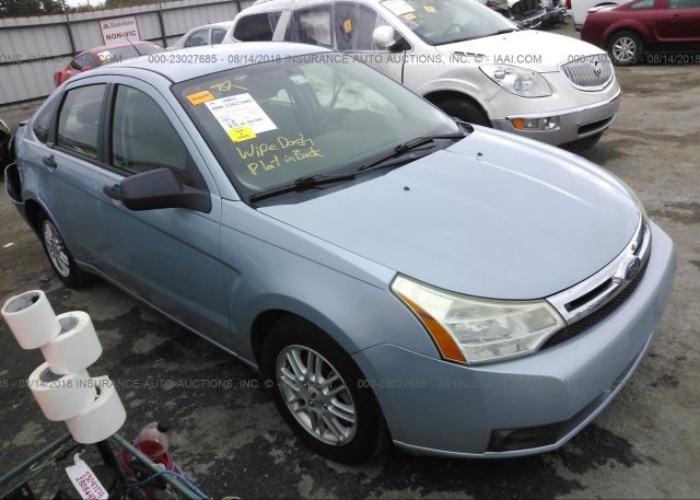 Inventory #887284888 2009 FORD FOCUS