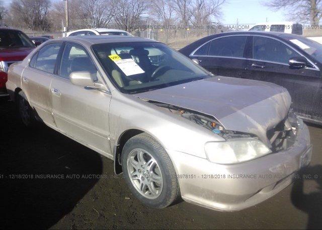 Inventory #215194500 2000 Acura 3.2TL