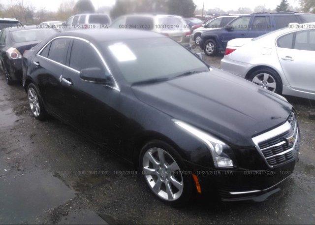 Inventory #852448441 2015 Cadillac ATS