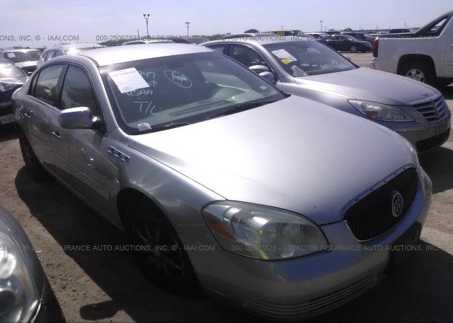 Inventory #429396880 2007 Buick LUCERNE