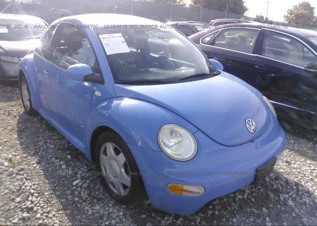 Inventory #173362841 2001 Volkswagen NEW BEETLE