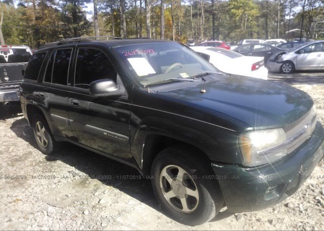Inventory #714634742 2004 Chevrolet TRAILBLAZER