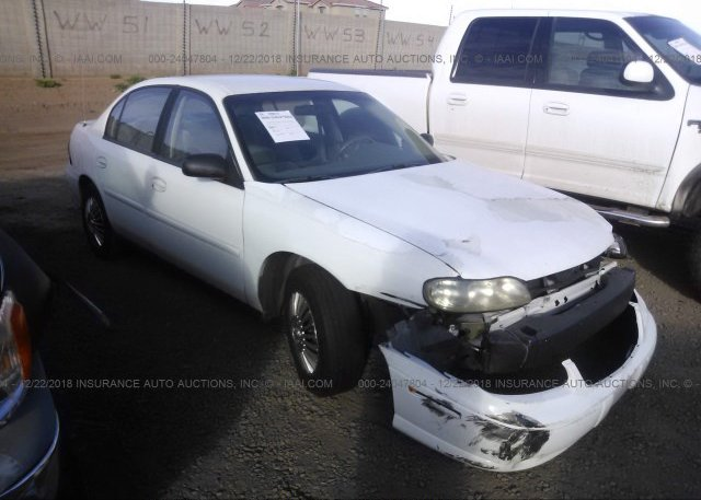 Inventory #545611203 2005 Chevrolet CLASSIC