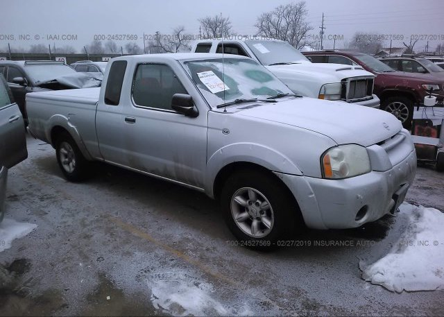 Inventory #909412379 2004 NISSAN FRONTIER