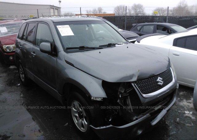 Inventory #256435375 2010 Suzuki GRAND VITARA