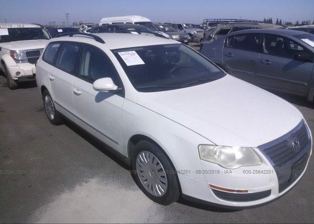 Inventory #226637282 2007 Volkswagen PASSAT