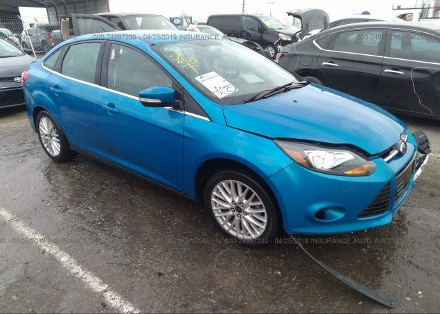 Inventory #583045235 2013 FORD FOCUS