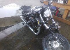2014 Harley-davidson XL1200