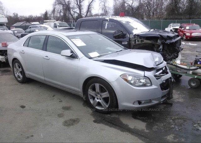 Inventory #834814882 2011 Chevrolet MALIBU