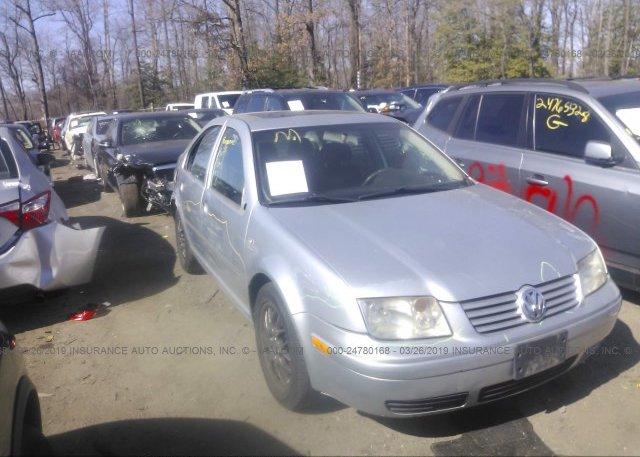 Inventory #850482718 2003 Volkswagen JETTA