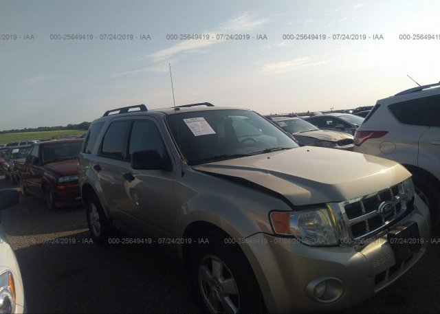 Inventory #537117116 2011 FORD ESCAPE