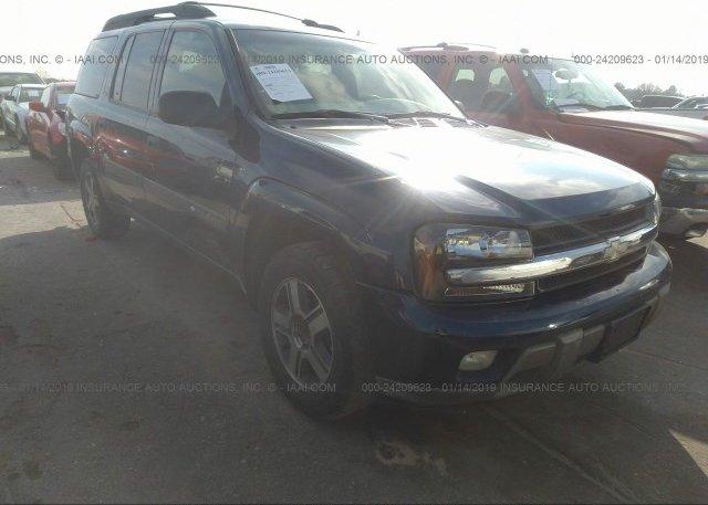Inventory #808797621 2004 Chevrolet TRAILBLAZER