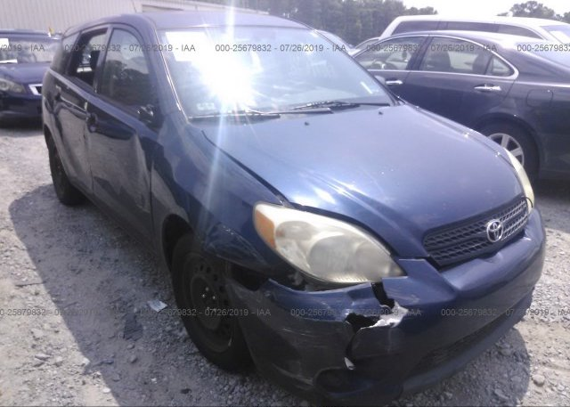 Inventory #434651351 2005 Toyota COROLLA MATRIX
