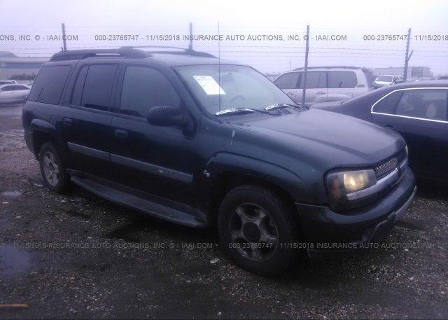 1gnes16s146226847 Clear Green Chevrolet Trailblazer At Headland Al