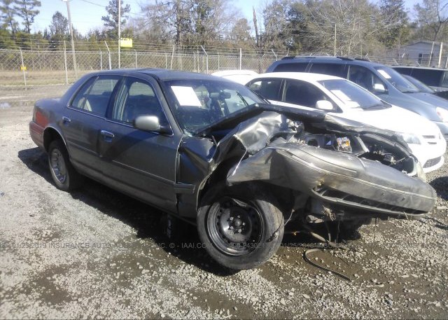 Inventory #249049832 2000 FORD CROWN VICTORIA