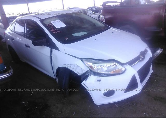 Inventory #243132238 2014 FORD FOCUS
