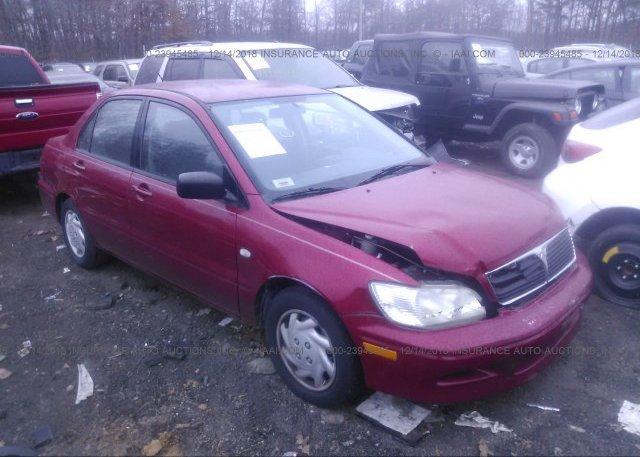 Inventory #283044447 2002 Mitsubishi LANCER