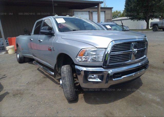 Inventory #114153788 2012 DODGE RAM 3500