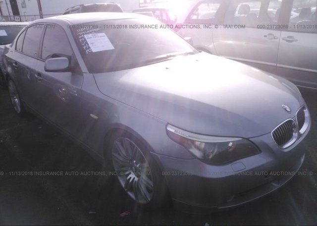 Inventory #683191780 2006 BMW 530