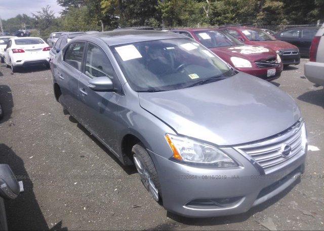 Inventory #335915110 2014 Nissan SENTRA