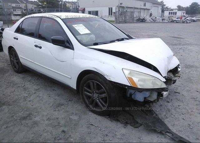 Inventory #632851620 2007 Honda ACCORD