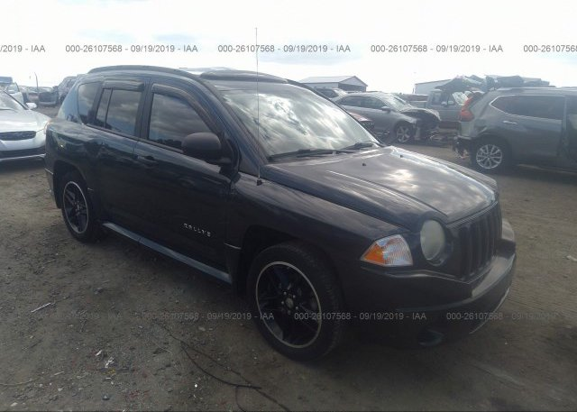 Inventory #810792746 2007 JEEP COMPASS