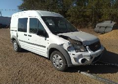 2013 FORD TRANSIT CONNECT - NM0LS6BN0DT157418 Left View
